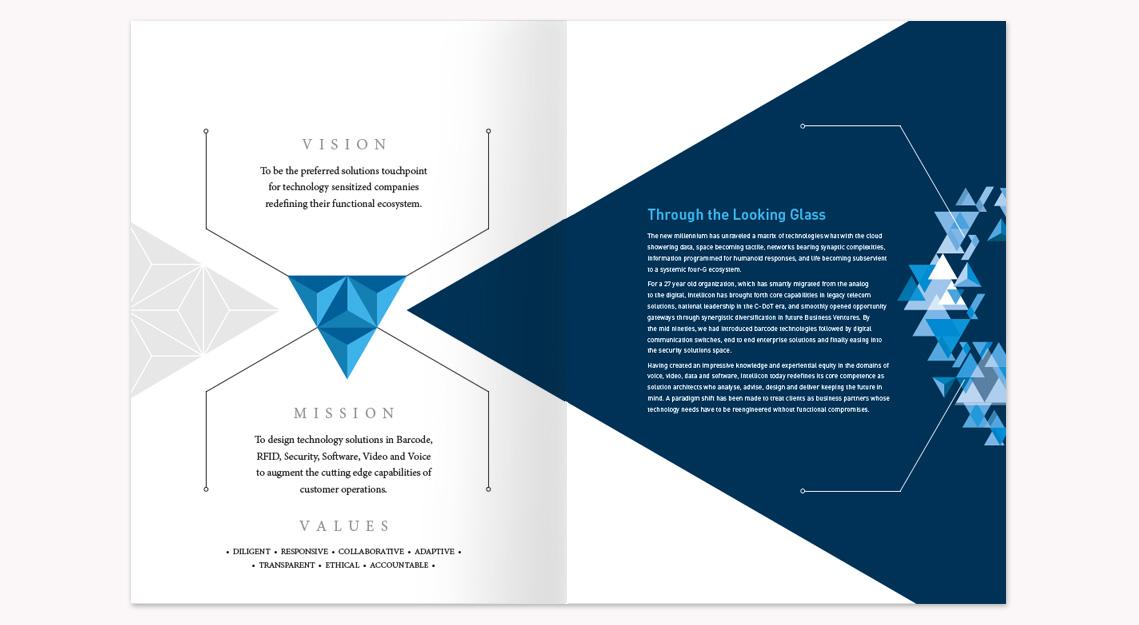 Brochure designer creative design ahmedabad print media for Design studio brochure